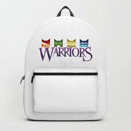 Warrior Cats Logo Backpack
