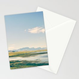 A Path Less Traveled Stationery Cards