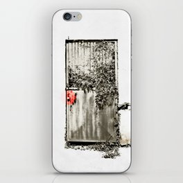Past/Present/Future iPhone Skin