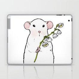 Lily Laptop & iPad Skin