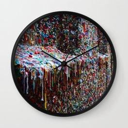 ABC GUM Wall Clock