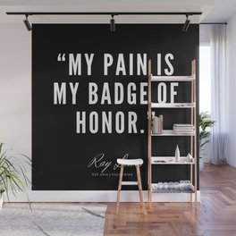 37  | Ray Lewis Quotes 190511 Wall Mural