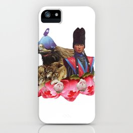 Mongolia  iPhone Case