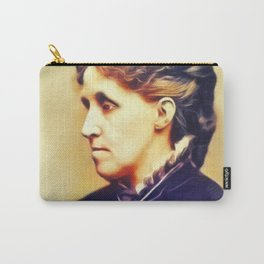 Louisa May Alcott, Literary Legend Carry-All Pouch