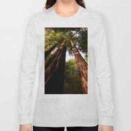Redwood Tree Tops Long Sleeve T-shirt
