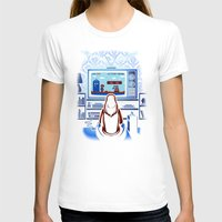 8bit T-shirts featuring 8bit Who by Bamboota
