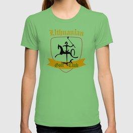 Lithuanian Golf Club T-shirt