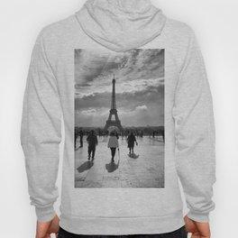 Eiffel Tower, Paris Hoody