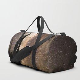 Mountain Milky Way Duffle Bag