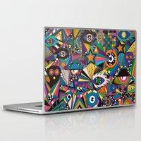 circus Laptop & iPad Skins featuring Circus by Naia Ceschin