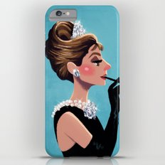 Breakfast At Tiffany's Slim Case iPhone 6 Plus