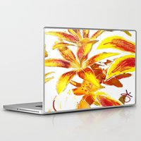 lily Laptop & iPad Skins featuring Lily by ANoelleJay