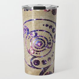 The Harmonious Circle  Travel Mug