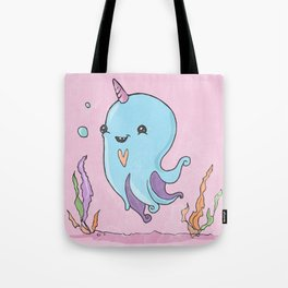 Little baby octopus Tote Bag