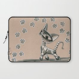 Cat Feet Laptop Sleeve