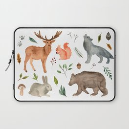 Forest team Laptop Sleeve
