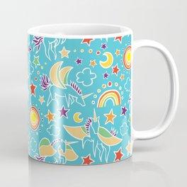 Pegasus Play by Mellie Test Coffee Mug
