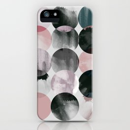 Minimalism 16 iPhone Case