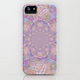 Merkaba In The Garden Of Eden iPhone Case