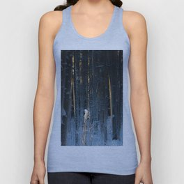 Light In The Forest Unisex Tank Top