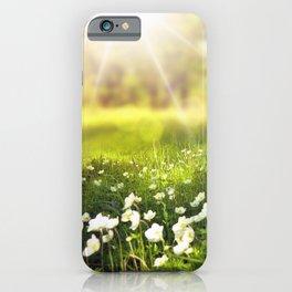 Light Of the Sun iPhone Case