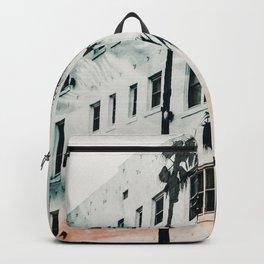 palm mural venice ii Backpack