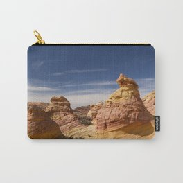 The Beehive Rocks Carry-All Pouch