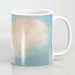 How to catch a cloud and pin it down? Coffee Mug
