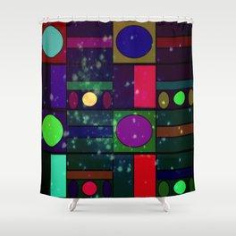 Flaggo Shower Curtain
