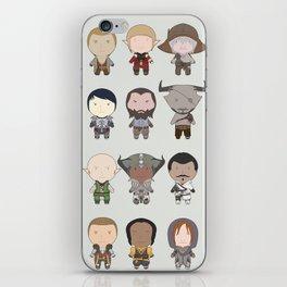 Inquisition iPhone Skin