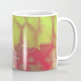 future fantasy eruption Coffee Mug