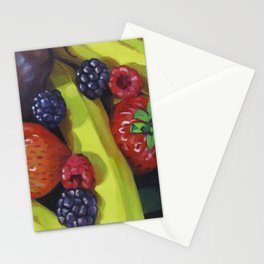 Fruit Bunch Stationery Cards