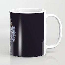 Spine with Grapes: Human Anatomy, Backbone Skeleton Coffee Mug