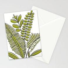 Fern Study Stationery Cards