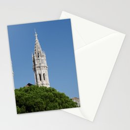 Naval Museum, in the Hieronymite Monastery, Lisbon, Portugal Stationery Cards