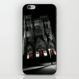 Cathedrale of Amiens iPhone Skin