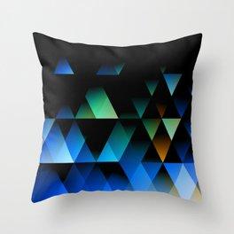 Clarity 1 Throw Pillow