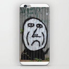 Leaving God iPhone Skin