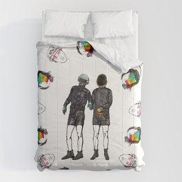 Daft Punk Comforters