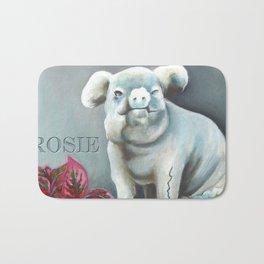 """Disneyland Haunted Mansion inspired """"Rosie""""  Bath Mat"""