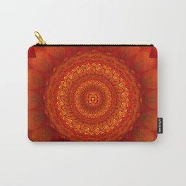 Muladhara chakra mandala Carry-All Pouch