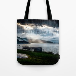 IfYouDontHaveAnythingToSay Tote Bag