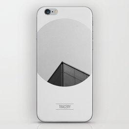 TRACERY iPhone Skin