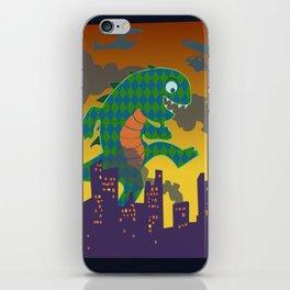 Monster Kiddo iPhone Skin