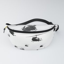 THE HELICOPTERS Fanny Pack