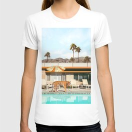 Pool Party Tiger T-shirt