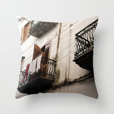 AMALFI, ITALY Throw Pillow