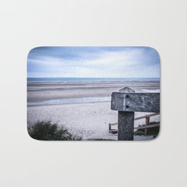 Across the Channel Bath Mat