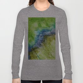 Abstract No. 166 Long Sleeve T-shirt