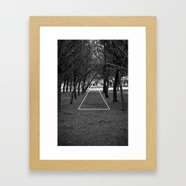 New Age Framed Art Print